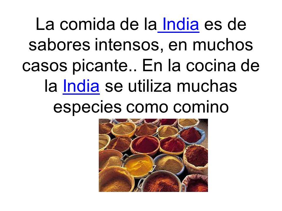 El plato básico del país es el dhal: lentejas preparadas a modo de guiso o puré,
