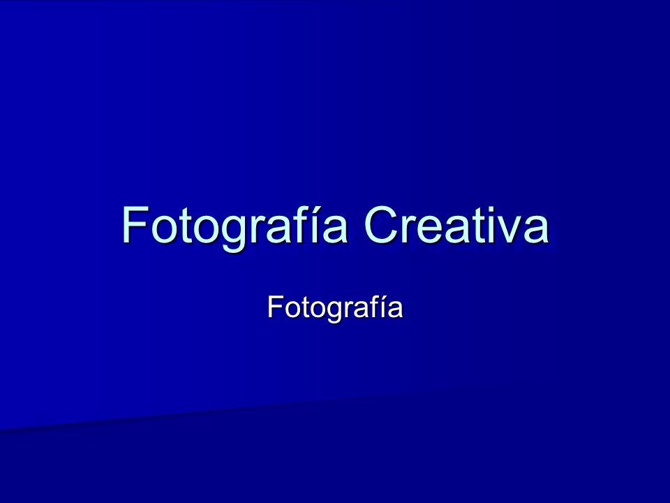 Fotografía Fotografía Creativa