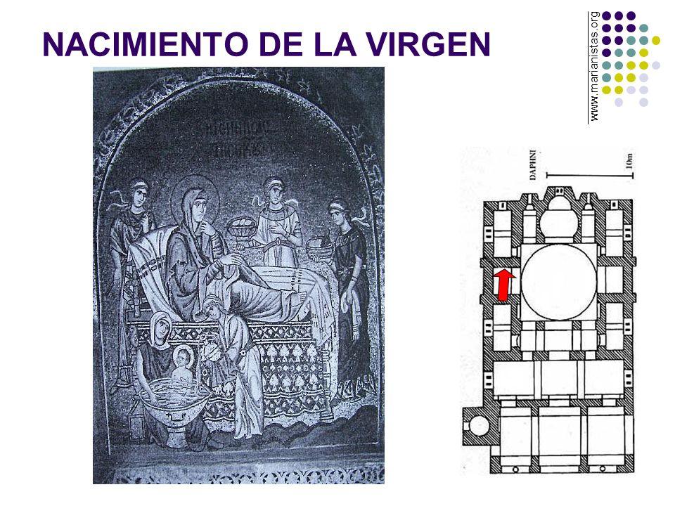 NACIMIENTO DE LA VIRGEN www.marianistas.org