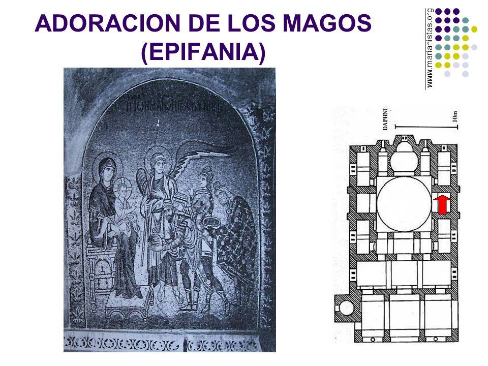 ADORACION DE LOS MAGOS (EPIFANIA) www.marianistas.org