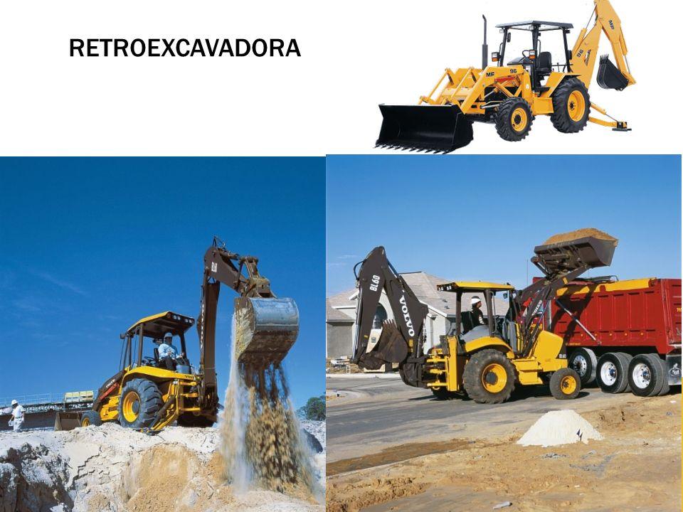 RETROEXCAVADORA