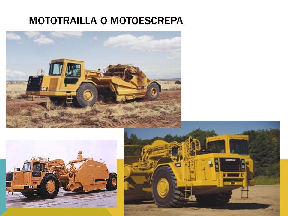MOTOTRAILLA O MOTOESCREPA