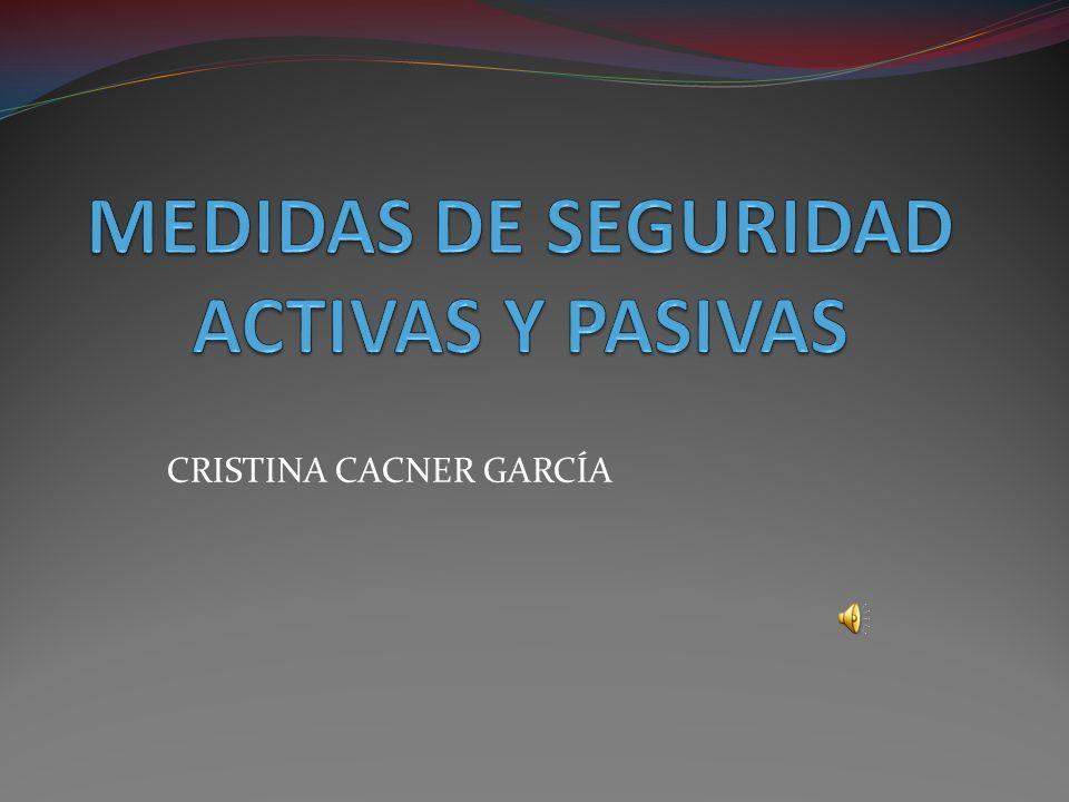 CRISTINA CACNER GARCÍA