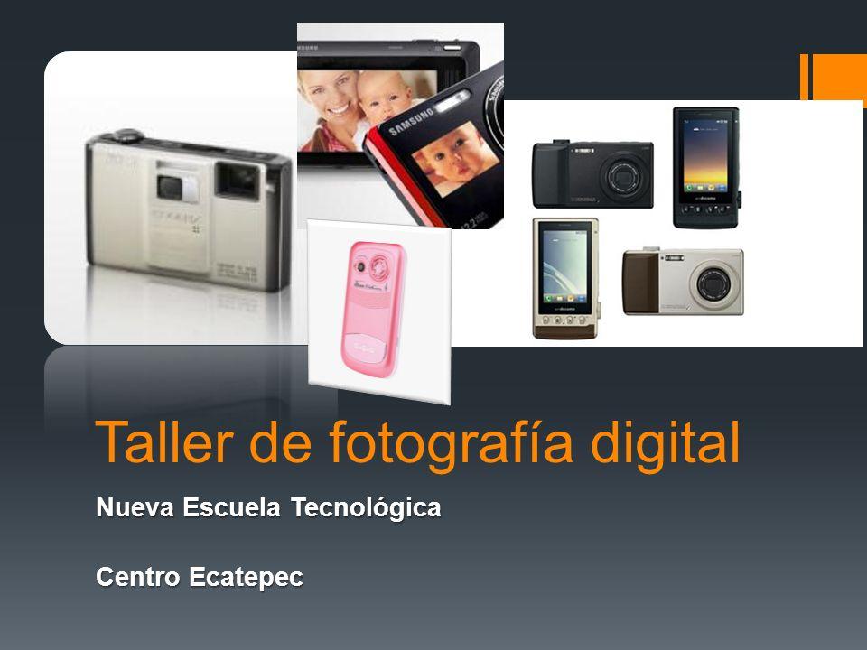 Taller de fotografía digital Nueva Escuela Tecnológica Centro Ecatepec