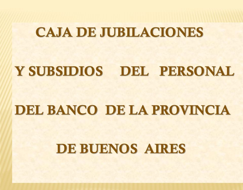 DERECHO DERECHO PREVISIONAL PREVISIONAL REGIMEN PROVINCIA REGIMEN PROVINCIA de BUENOS AIRES de BUENOS AIRES I.P.S I.P.S