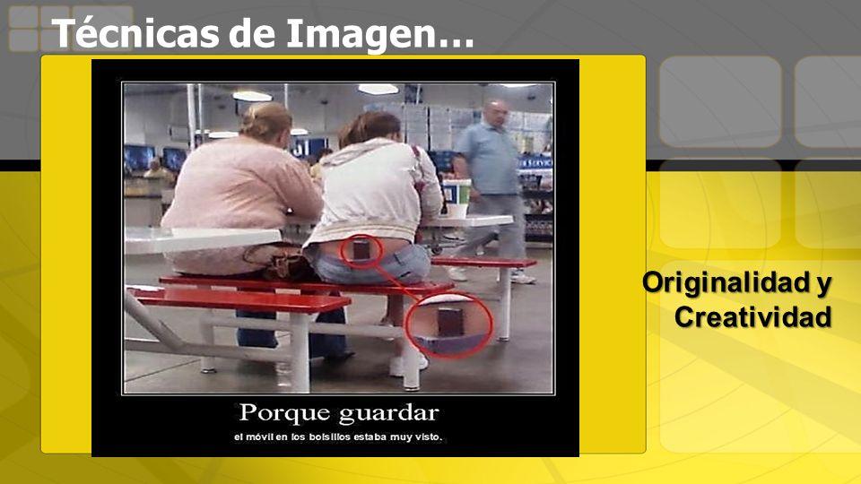 Originalidad y Creatividad Técnicas de Imagen…