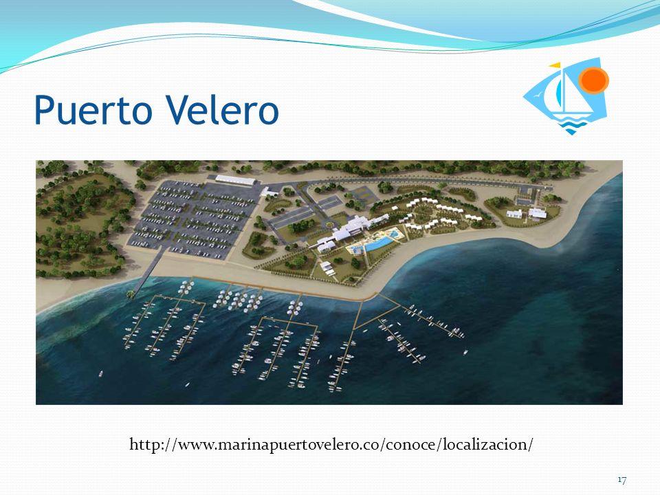 Marina Santa Marta 16