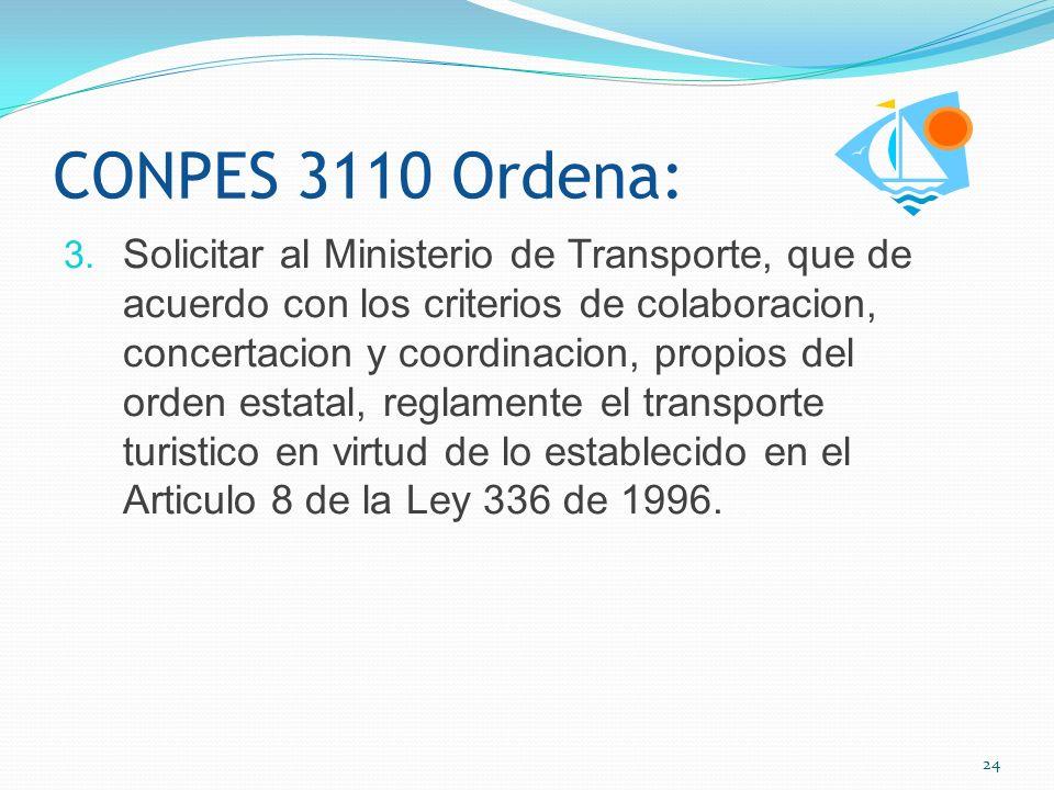 Propuestas: Incluir en la Zona Franca de Servicios Turisticos las marinas que tengan al menos 100 puestos de amarre flotantes.
