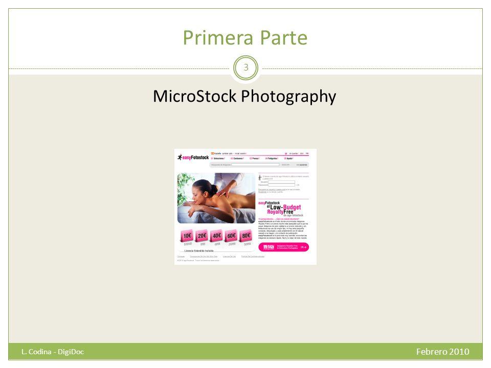 Primera Parte MicroStock Photography Febrero 2010 L. Codina - DigiDoc 3