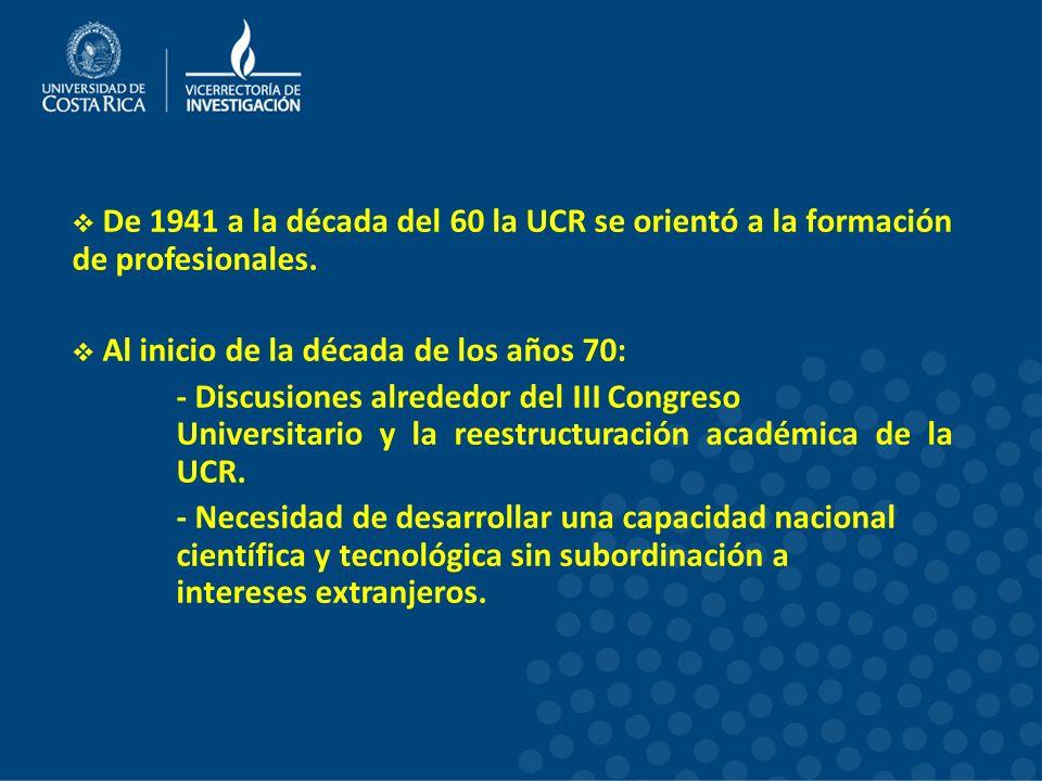 Número de Investigadores por Grado y Género 2010 HOMBRES AREAMUJERES ACADEMICA LIC.MAG.PH.D.TOTALLIC.MAG.PH.D.TOTAL Artes y Letras13121035917834 C.