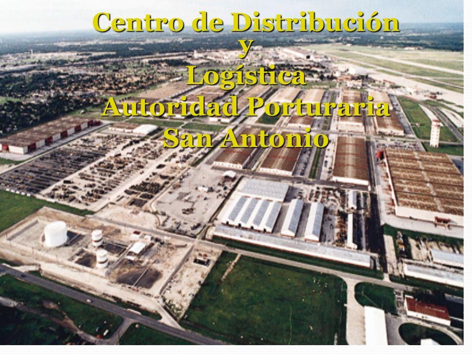 Centro de Distribución y Logística Autoridad Porturaria San Antonio