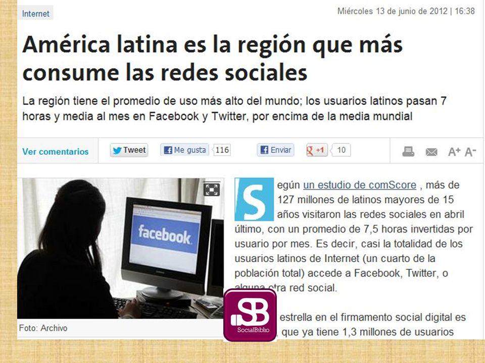 ¿Qué se puede aprender en las redes sociales digitales?