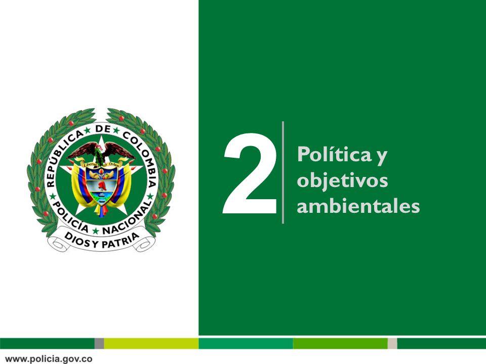 2 Política y objetivos ambientales