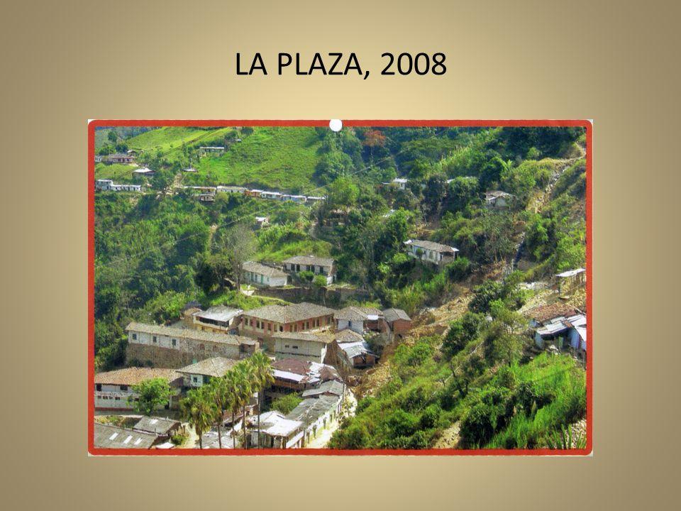LA PLAZA, 2008