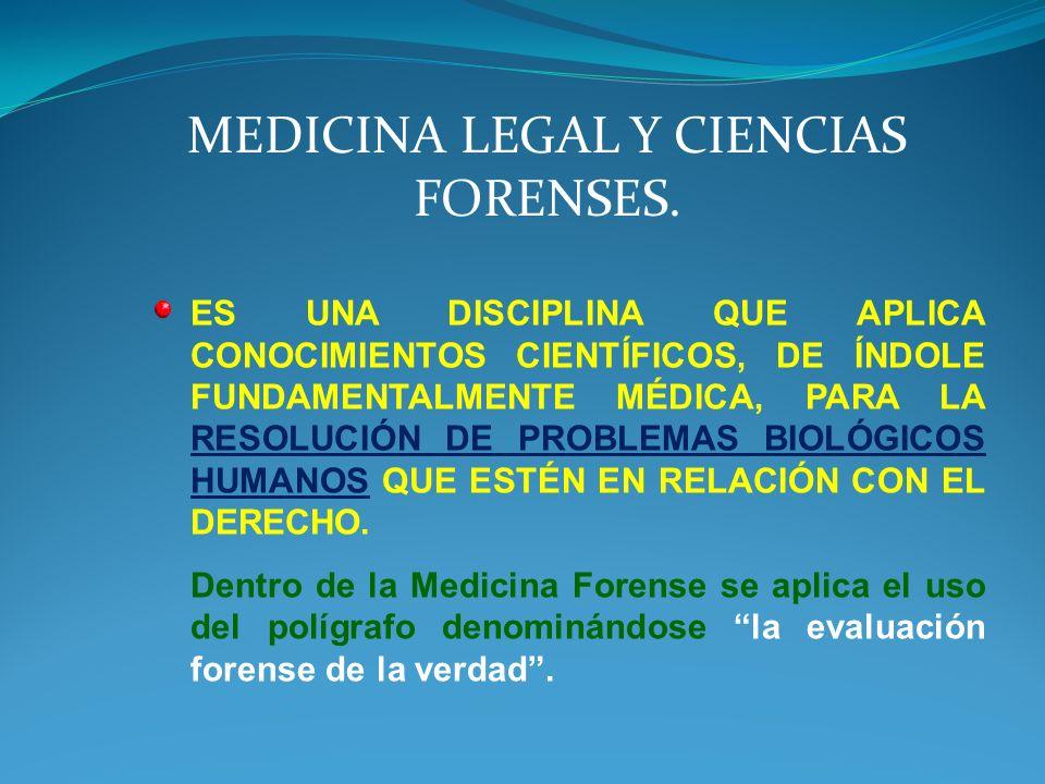 CONCEPTO MODERNO DE CRIMINALÍSTICA CIENCIA DINAMICA, AUXILIAR DEL DERECHO (PENAL, CIVIL, LABORAL, ADMINISTRATIVO, ETC), QUE A LOS FINES INVESTIGATIVOS