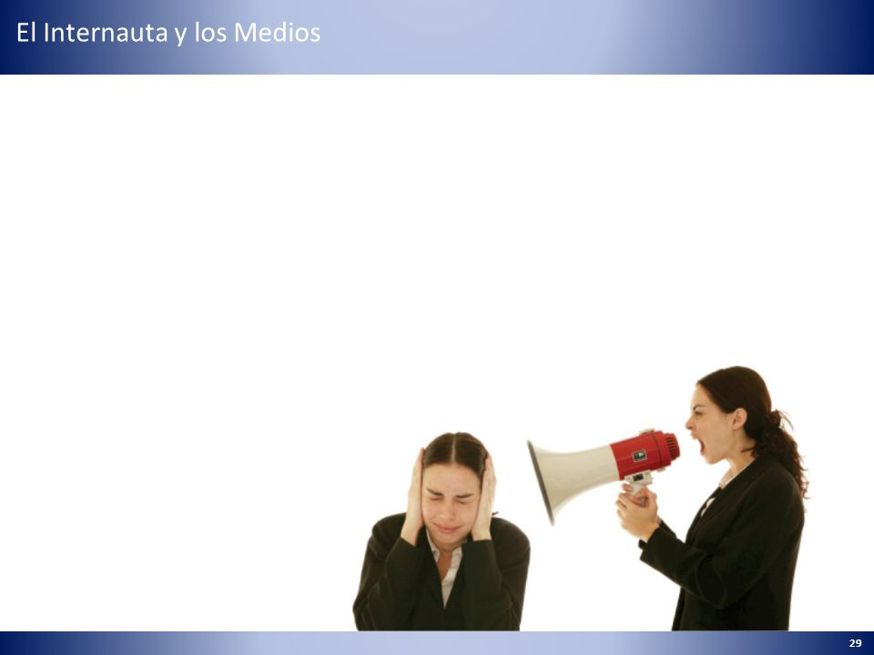 29 El Internauta y los Medios