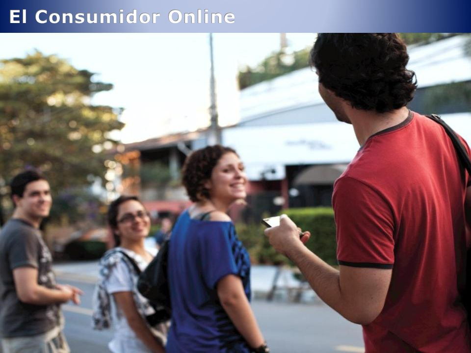 Nivel saturación de publicidad percibidos en los diferentes medios Base: Internautas (7159) Poca publicidad Mucha publicidad Source: Estudio Colombiano de Internet 2008