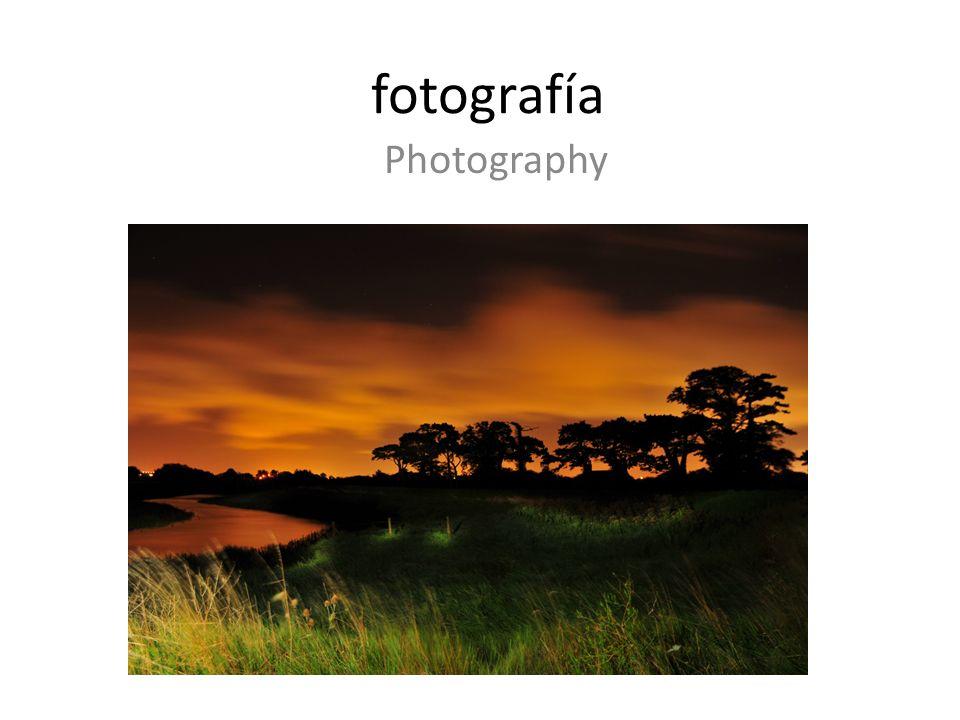 fotografía Photography