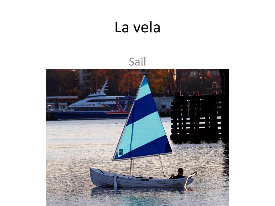La vela Sail