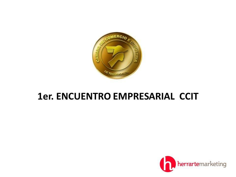 1er. ENCUENTRO EMPRESARIAL CCIT