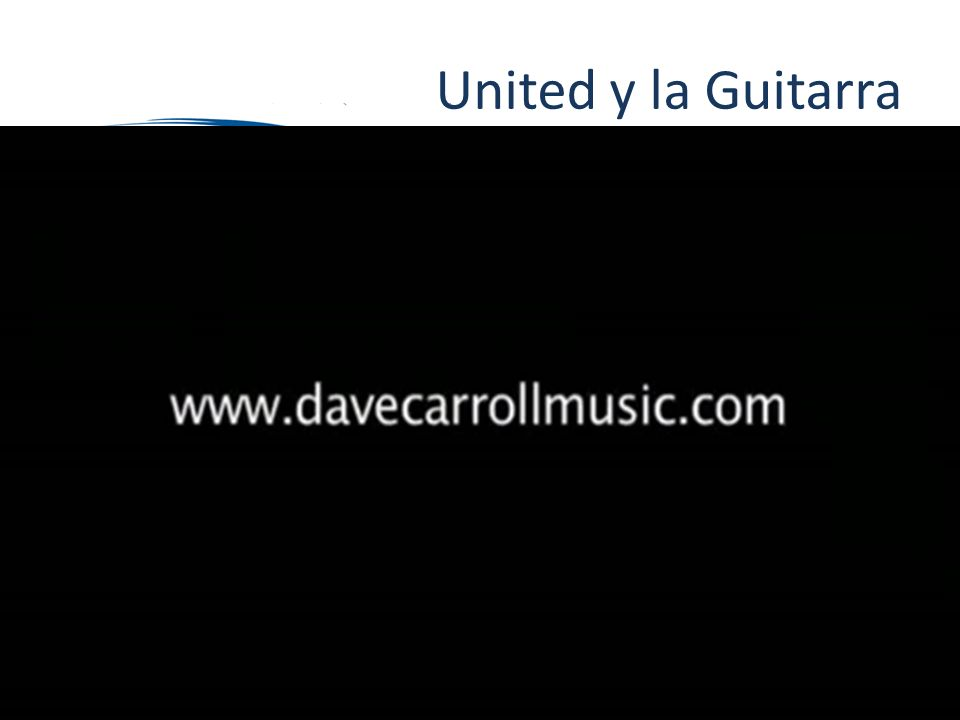 United y la Guitarra