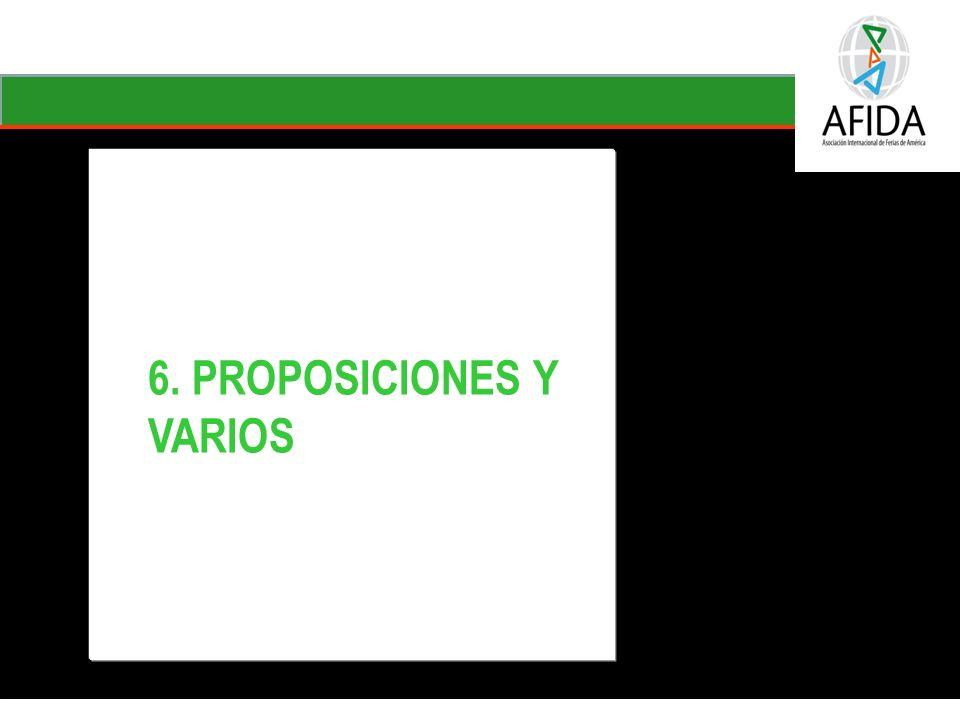 Perspectiva Del cliente PC2 – Apoyar el desarrollo de mercados consolidándose como un operador ferial profesional de alcance regional e internacional Internacionalización de las ferias de la entidad Oferta integral de mercadeo para las empresas - Alianza con la CCB 6.