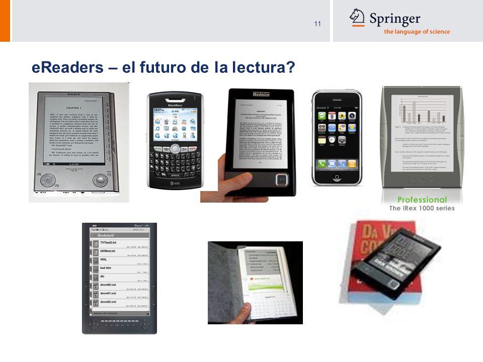 11 eReaders – el futuro de la lectura?
