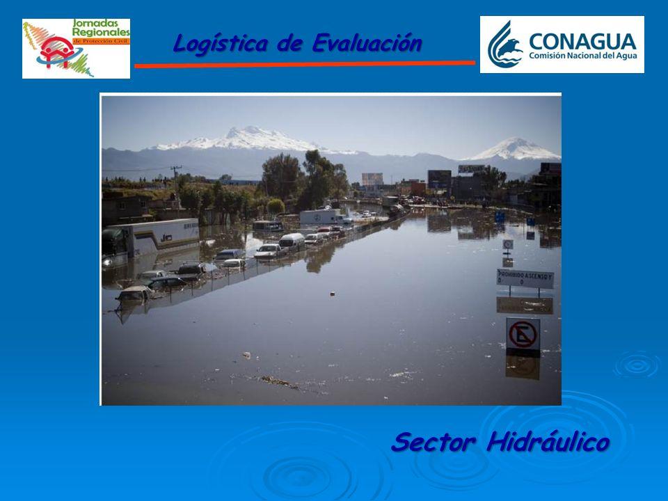 Estrategia Operativa Logística de Evaluación Sector Hidráulico