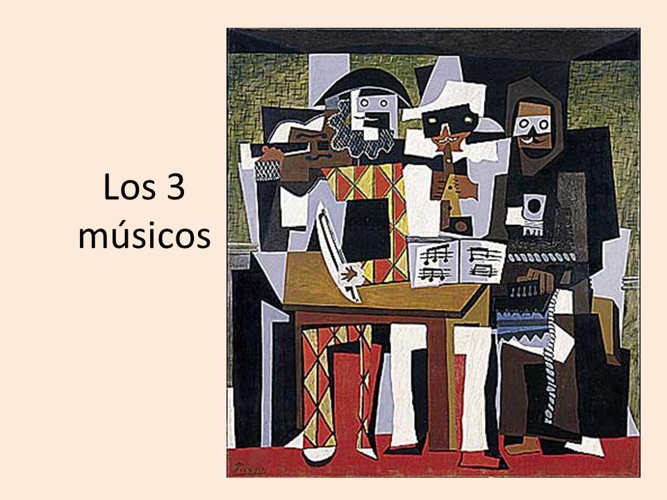Los 3 músicos
