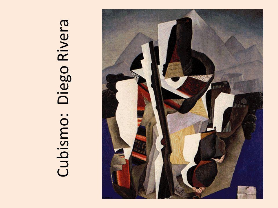 Cubismo: Diego Rivera