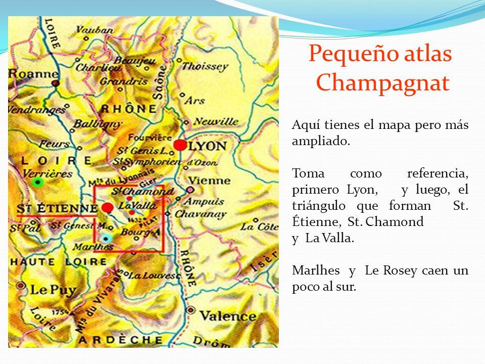 Un buen día, un sacerdote de la región visita la casa de los Champagnat, se fija en Marcelino y le pregunta espontáneamente: Y a ti ¿no te gustaría ser sacerdote? Marcelino se queda pensando.