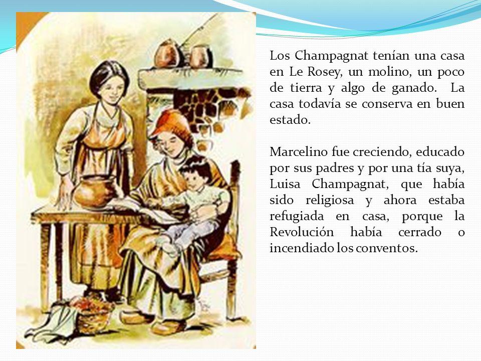 Al año siguiente, el Hno.Juan Bautista cae muy enfermo en la comunidad de Bour-Argental.