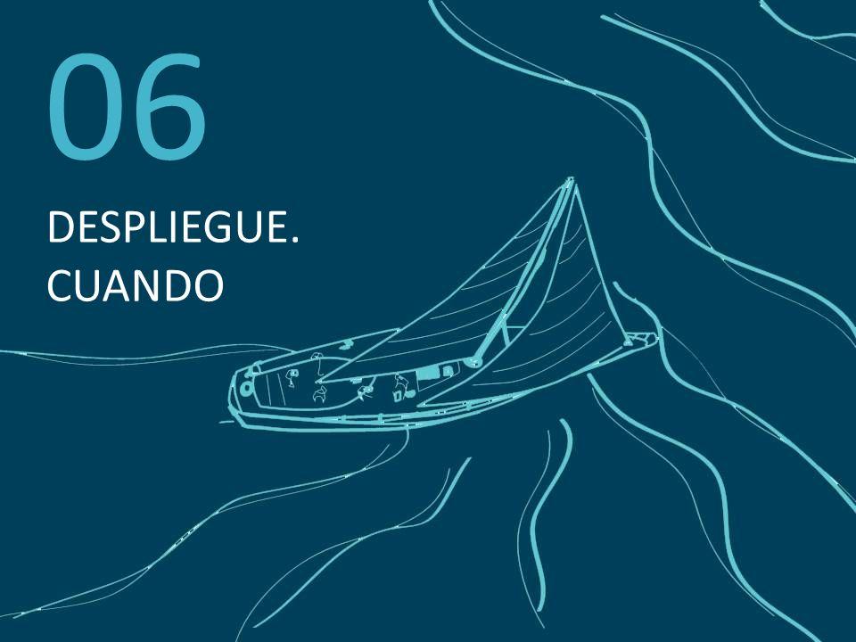 Despliegues de LTE en Euskadi Operativo en todas las poblaciones de más de 70.000 habitantes en 2013.