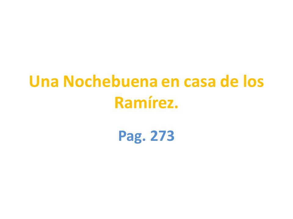 Una Nochebuena en casa de los Ramírez. Pag. 273