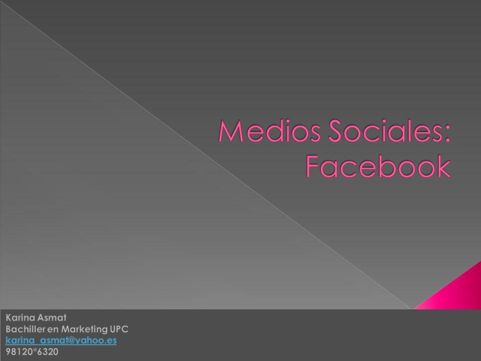 Los medios sociales permiten una comunicación inmediata a través de las diversas herramientas de internet.