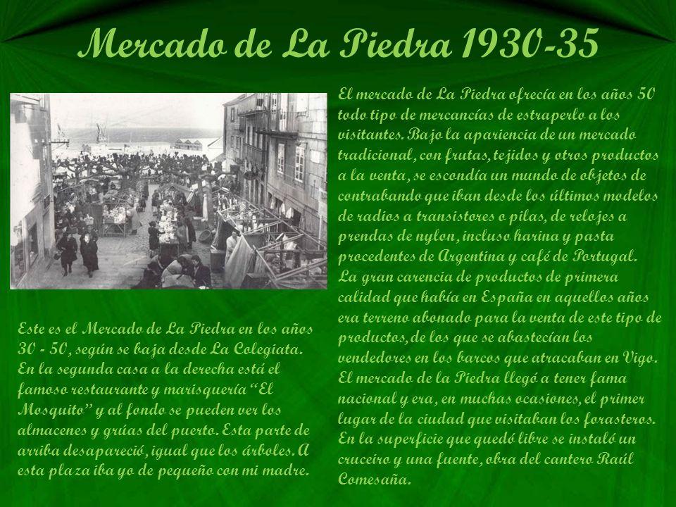La calle Urzaiz entre 1.925 – 1.930 La inauguración en 1874 de la estación de ferrocarril motivó la construcción de la calle del Ramal hoy Colón, y la