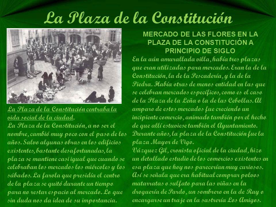 Mercado de La Piedra 1930-35 El mercado de La Piedra ofrecía en los años 50 todo tipo de mercancías de estraperlo a los visitantes. Bajo la apariencia