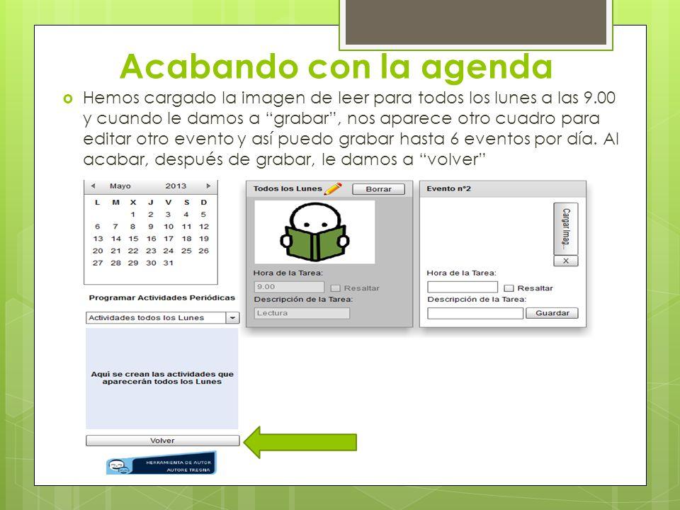 Editando categorías Las categorías podemos modificarlas, desde la imagen hasta añadir objetos o deshabilitarlos.