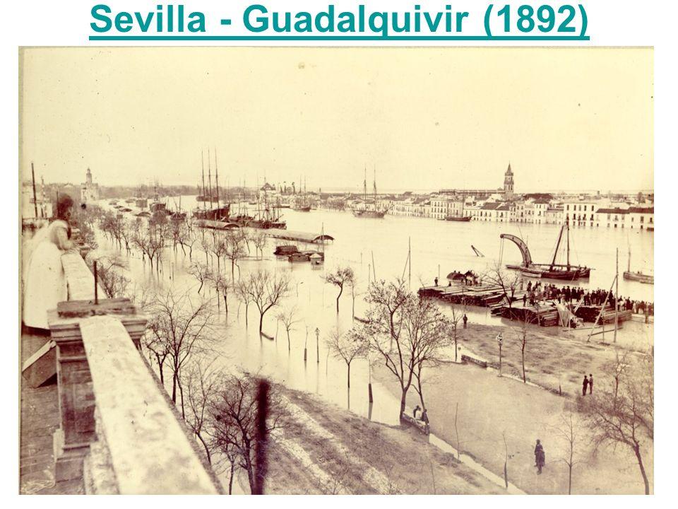 Sevilla - Guadalquivir (1892)
