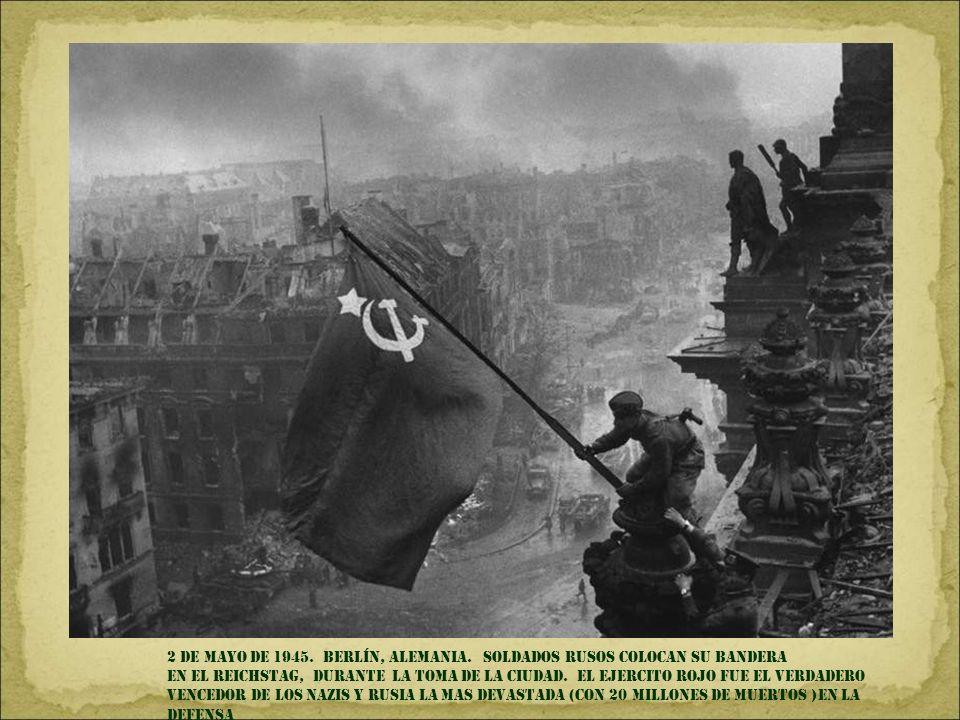 6 DE JUNIO DE 1944. Día d. EL DESEMBARCO DE NORMANDÍA MARCÓ EL INICIO DE LA LIBERACIÓN DE FRANCIA DE LA OCUPACIÓN nazi.