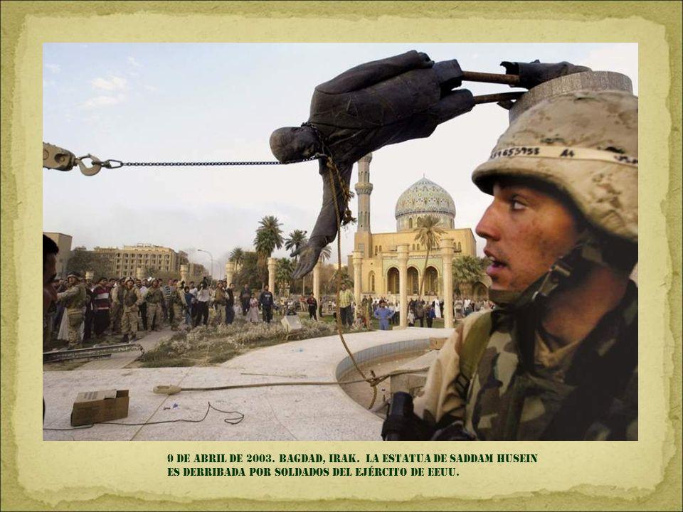 11 DE SEPTIEMBRE DE 2001.Ataque a las Torres Gemelas de NEW YORK.