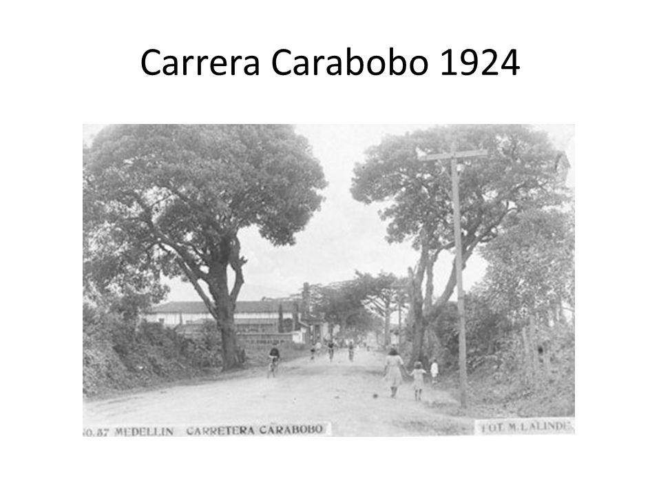 Carrera Carabobo 1924