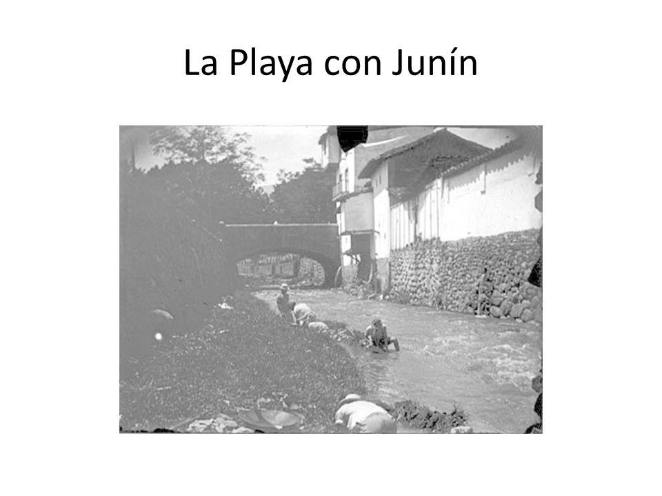 La Playa con Junín