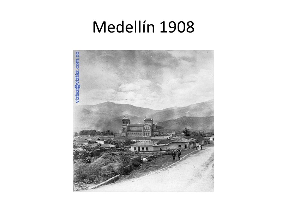 Medellín 1908