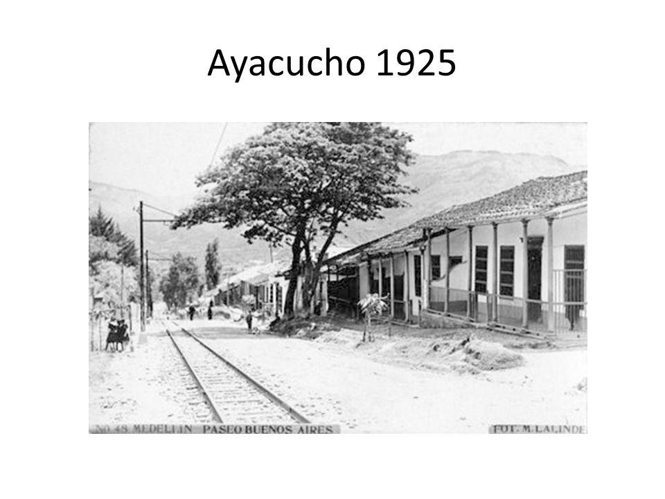 Ayacucho 1925