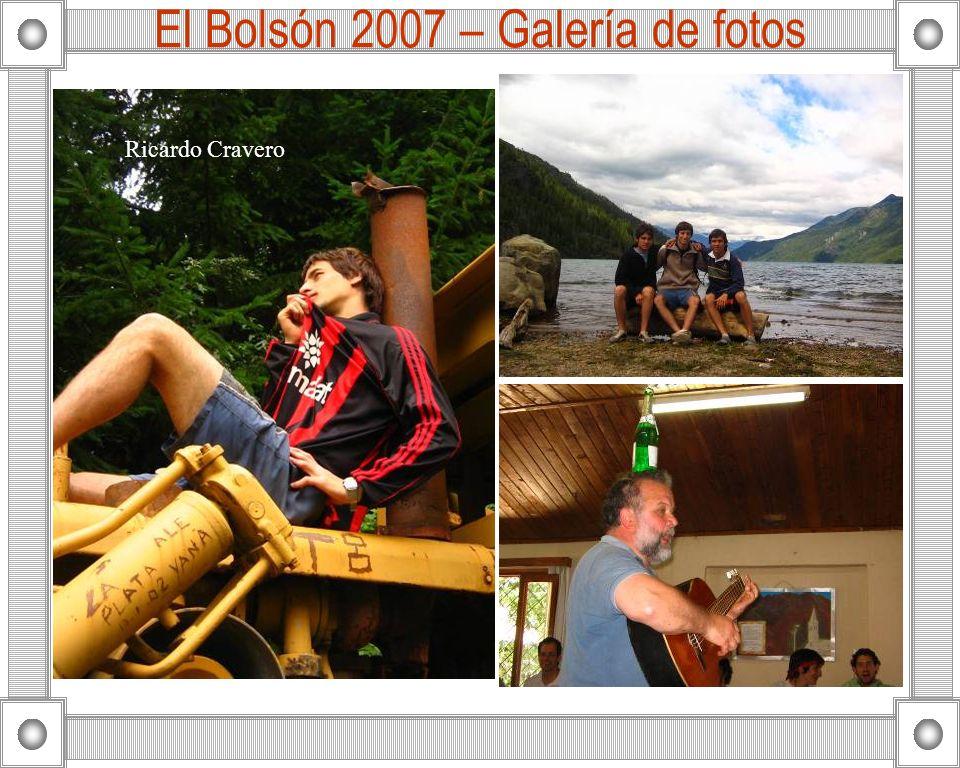 El Bolsón 2007 – Galería de fotos Ricardo Cravero