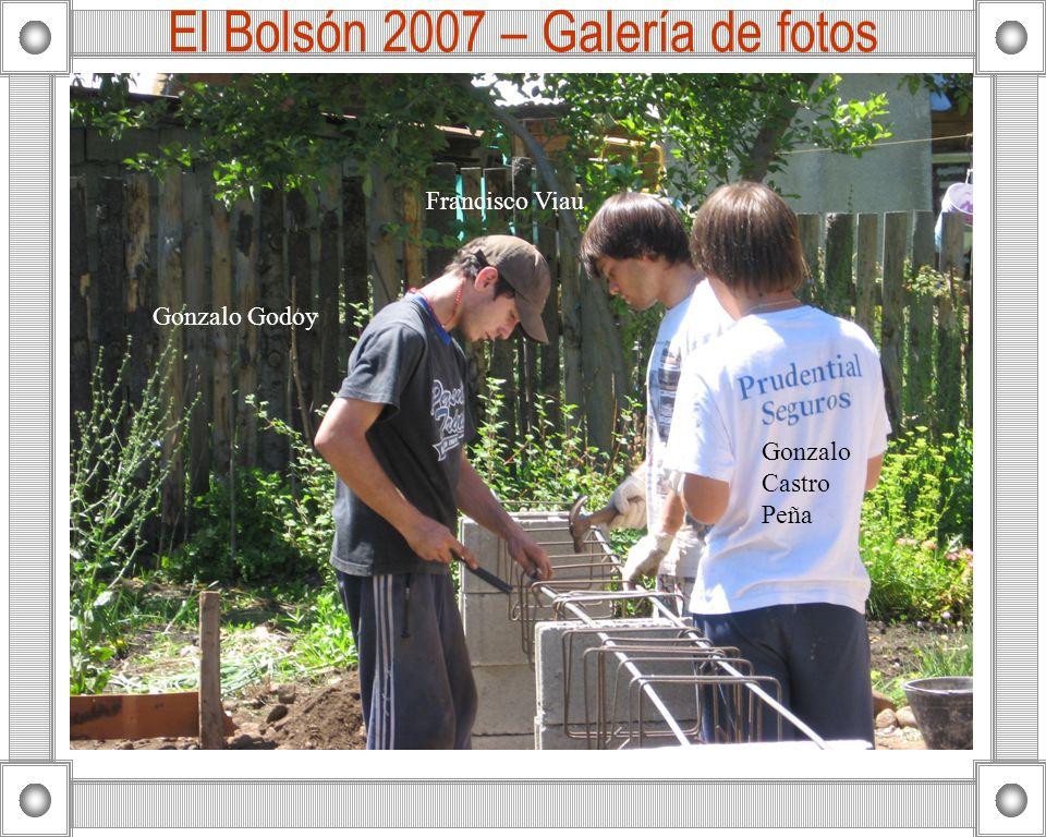 El Bolsón 2007 – Galería de fotos La Ruidosa Gonzalo Godoy Gonzalo Castro Peña Francisco Viau