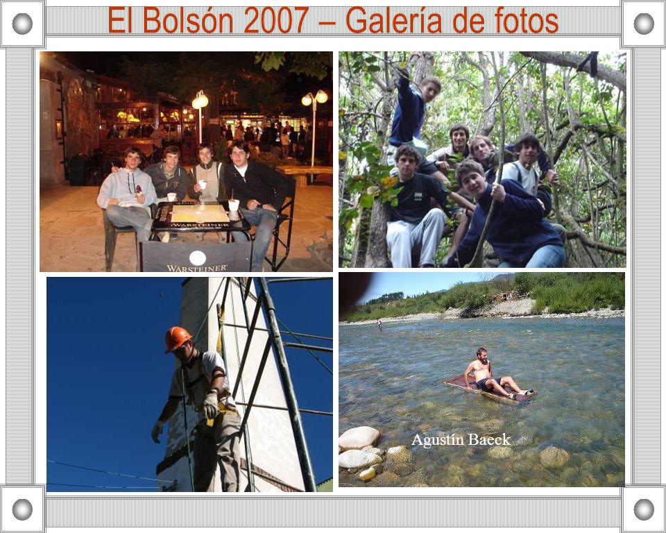El Bolsón 2007 – Galería de fotos Agustín Baeck