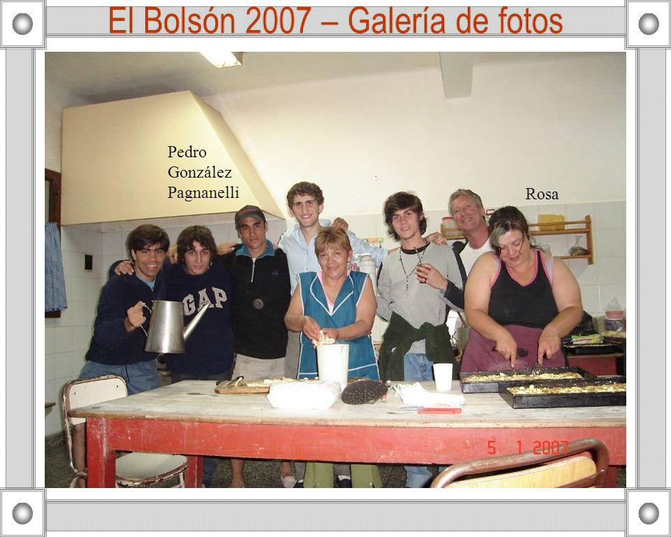 El Bolsón 2007 – Galería de fotos Rosa Pedro González Pagnanelli