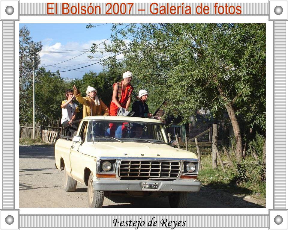 En el trabajo en la Escuela Hogar El Bolsón 2007 – Galería de fotos Alvaro García Llorente Mariano Gambaccini